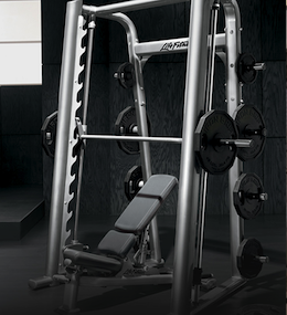 Multipower e Smith machine | Mundo Fitness