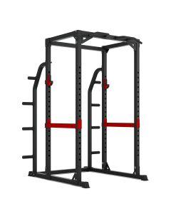 Titanium Strength Evolution HD power rack con Almacenamiento