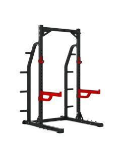 Titanium Strength Comercial HD Half Rack - X Line
